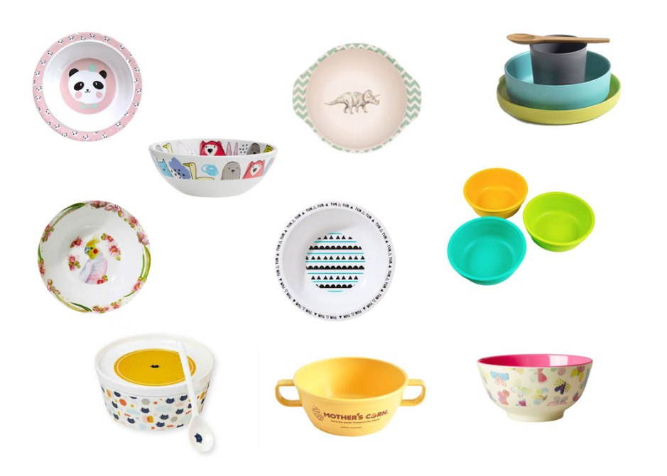 adorable tablewear for kids