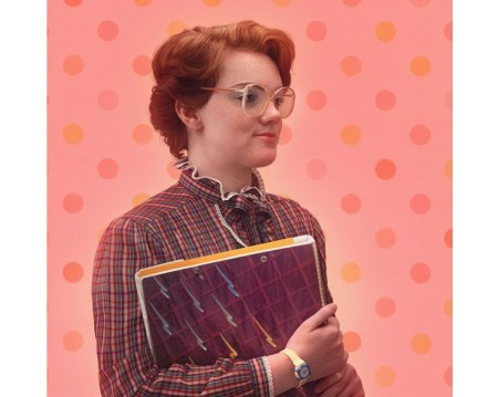 How To Dress Like Barb From The Stranger Things on child mags blog