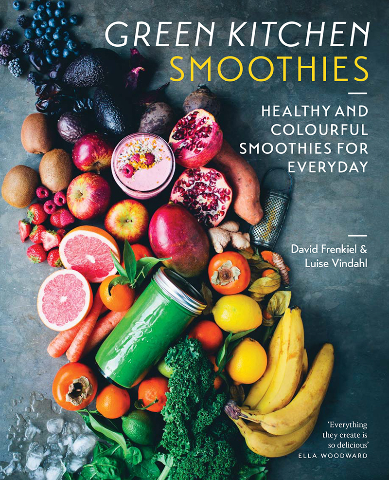 Green Smoothies on child mags blog