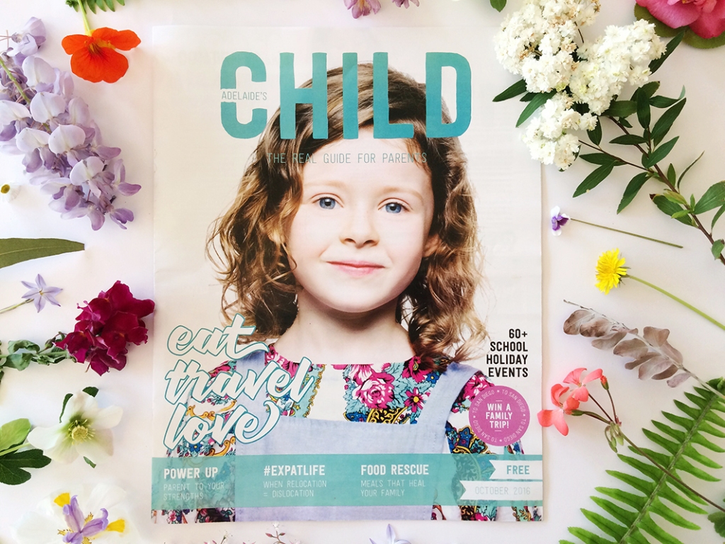 october issue of child mags
