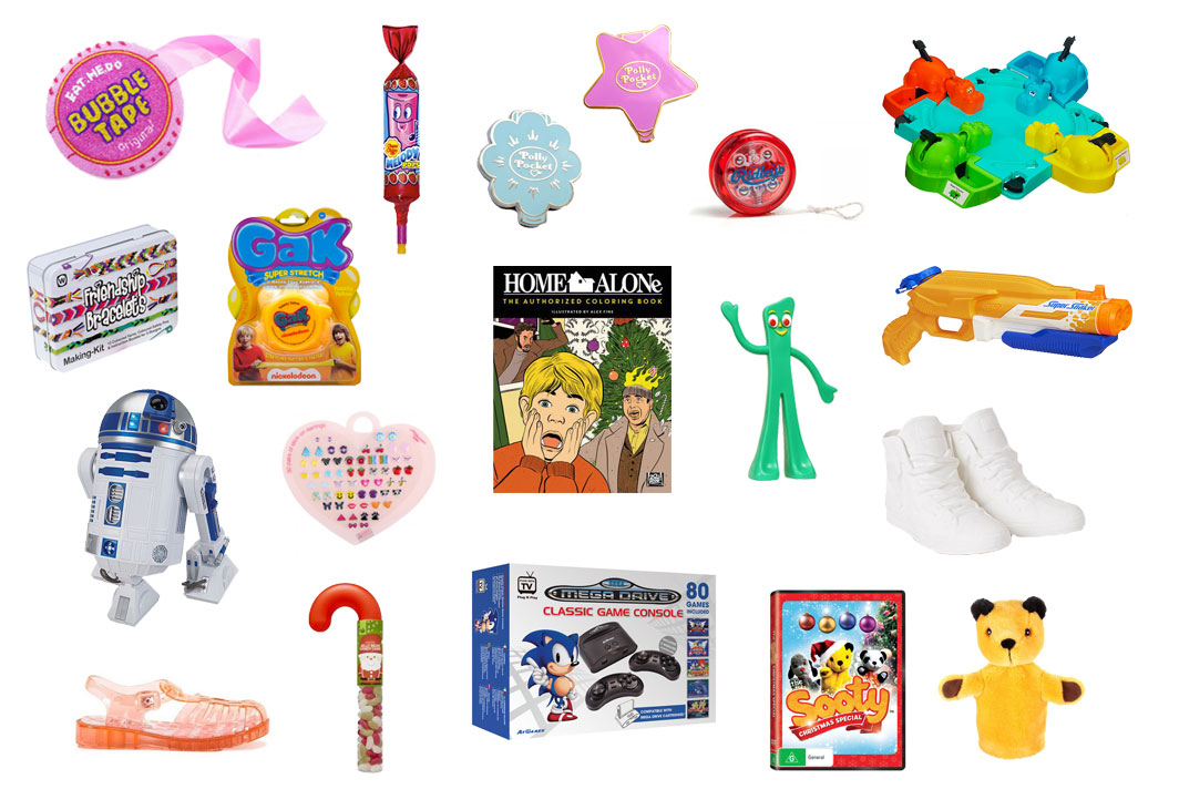 90s gift guide for kids on child mags blog
