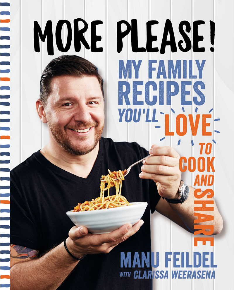 More Please! By Manu Feildel on child mags blog