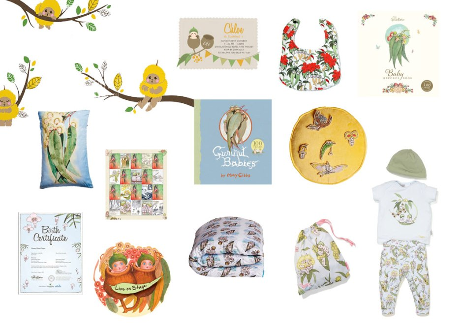 we love may gibbs on child mags blog