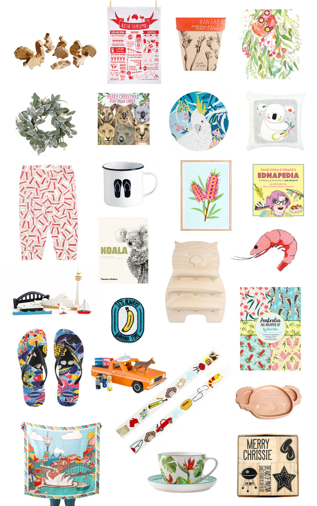 australiana christmas gift guide on child mags blog
