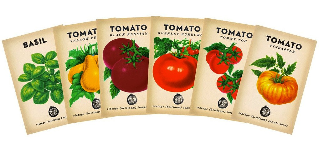 heirloom tomatoes seeds