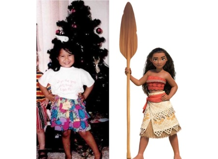 Moana the disney princess