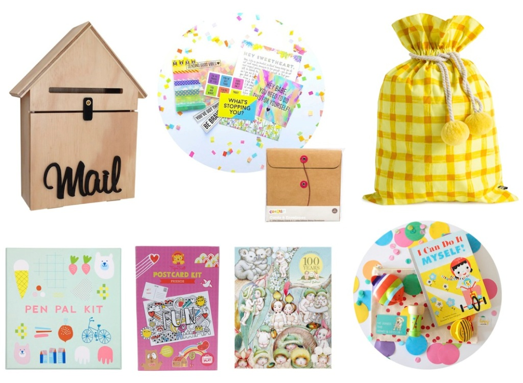 snail mail for kids