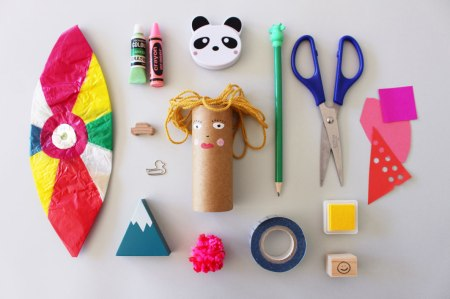 CHILD Create + Play Mini Magazine