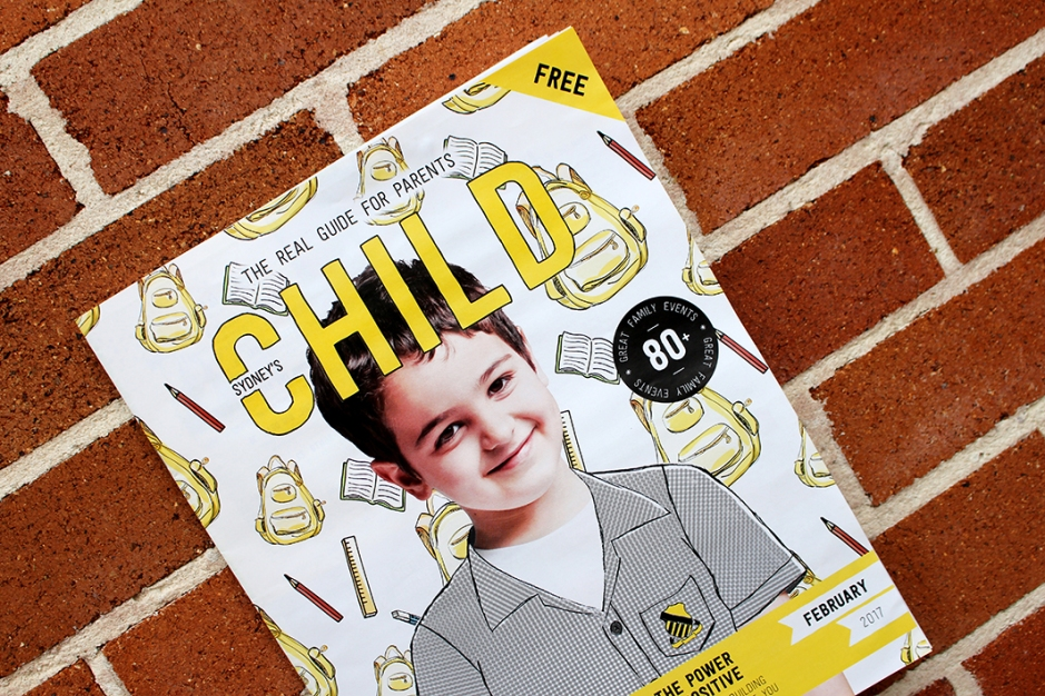February 2017 Issue of CHILD Mags