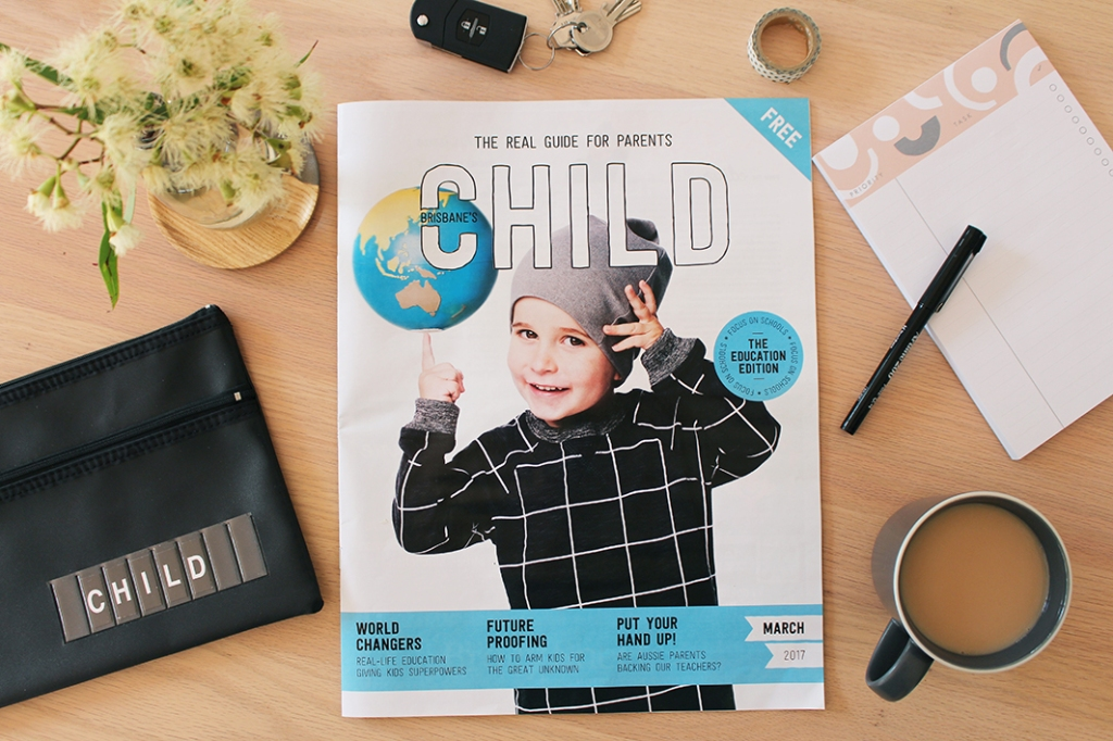 March Issue Of CHILD Magazines on child mags blog