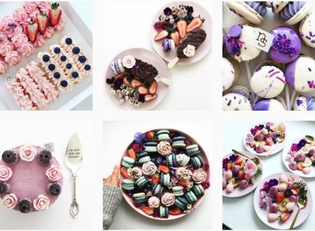 Nectar and Stone Instagram - dessert Designer baker - CHLD MAGS BLOG
