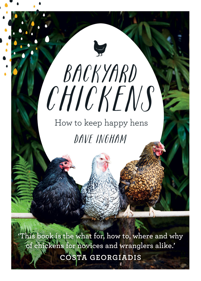 what can readers expect to find in your new book backyard chickens