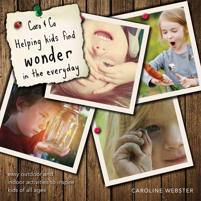 Caro and Co Helping Kids Find Wonder in the Everday