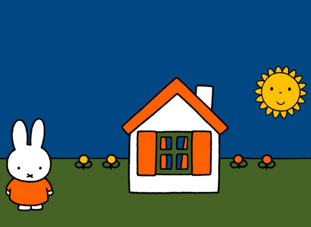 We Love Miffy
