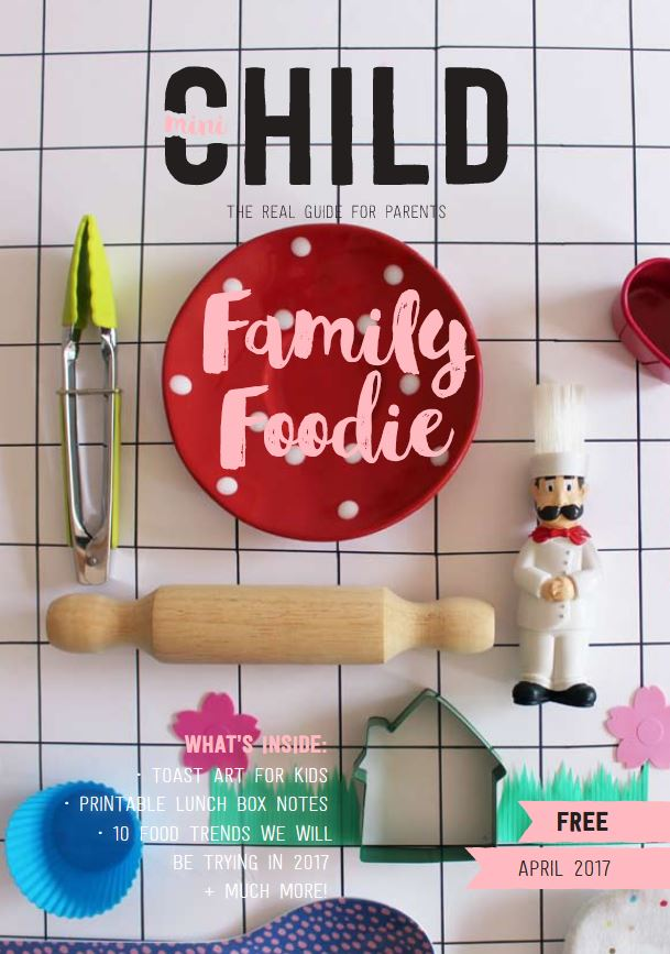 family foodie mini mag free download