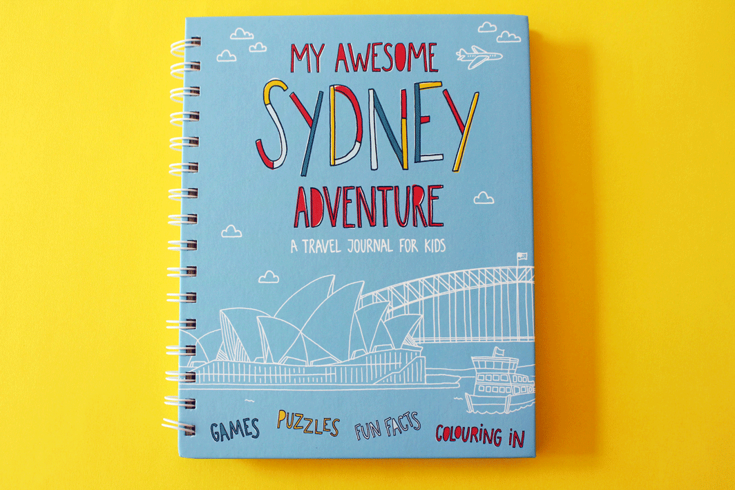 My Awesome Adventure series on child mags blog
