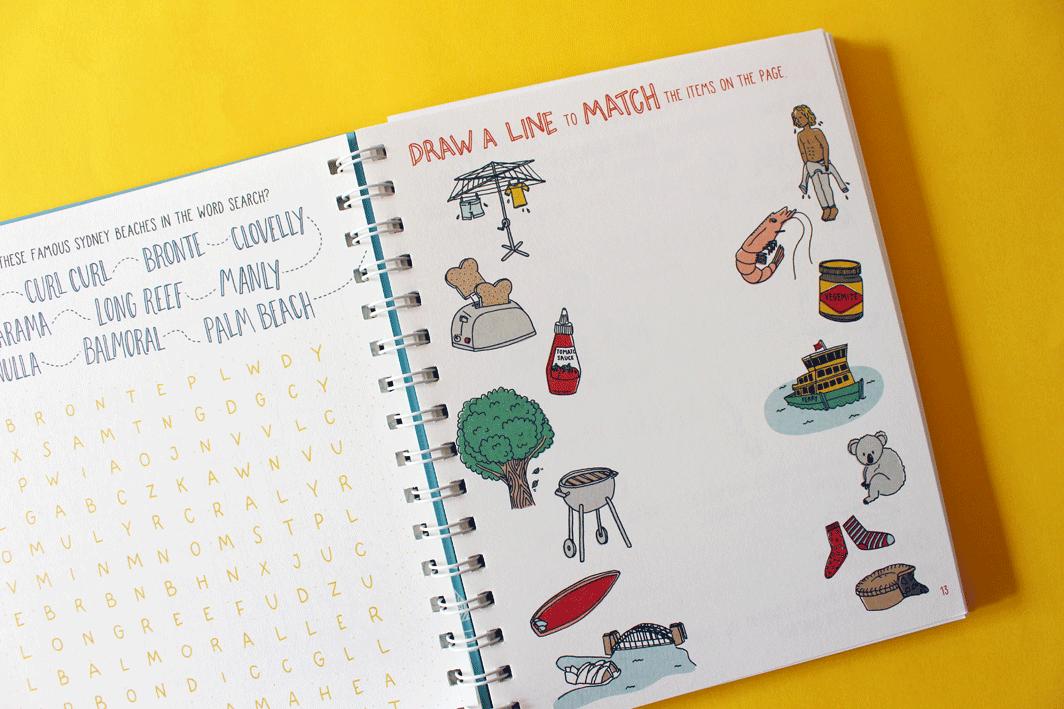 motherhood + creativity: inspiring kids to learn and seek on holidays on child mags blog