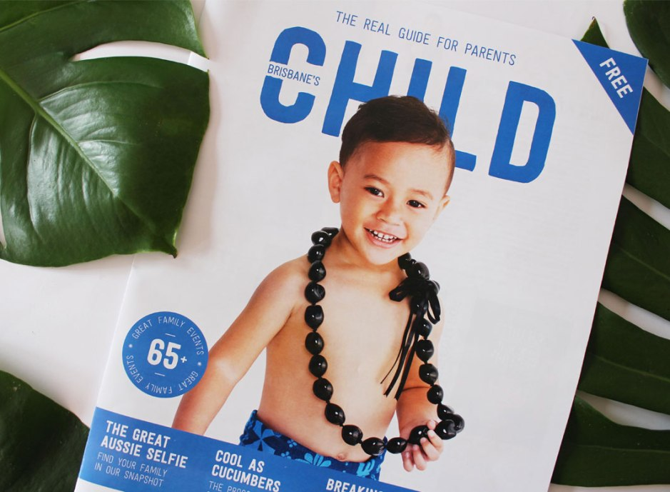 May Issue Of CHILD Mags