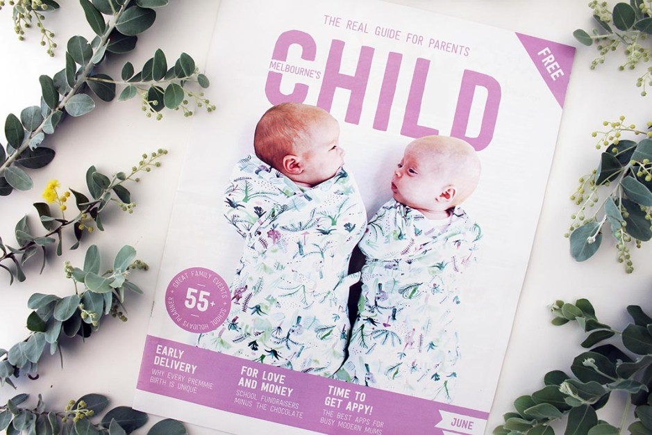 June issue of child mags