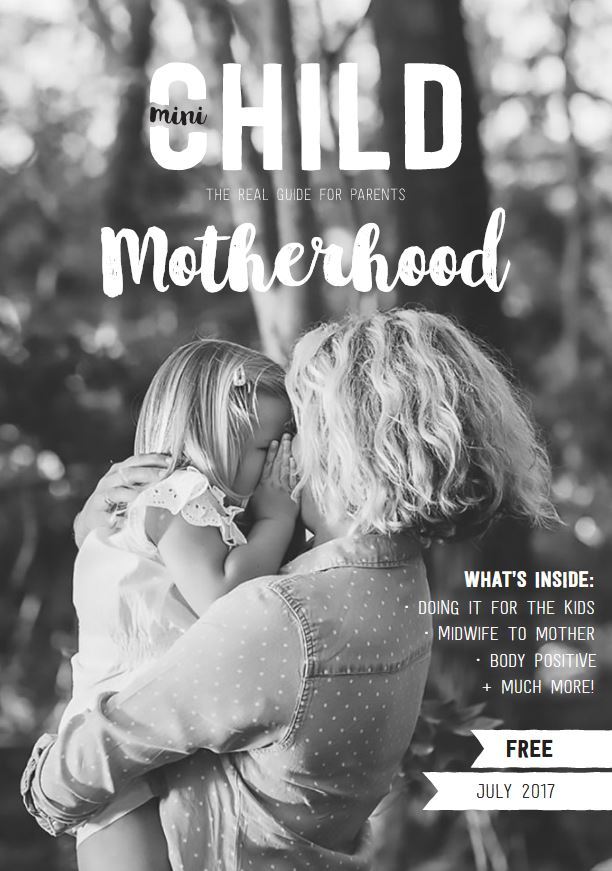 Motherhood Mini mag